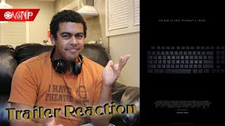 """Searching"" - Trailer Reaction"