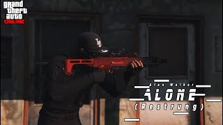 Alan Walker - Alone (Restrung) GTA V MV BY Special A TV