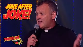 FUNNIEST VICAR IN THE WORLD?! COVID Jokes & MORE! Britain's Got Talent 2020