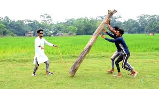 TRY TO NOT LOUGH CHALLENGE Must Watch Funny Video 2020 Episode 43 By Bindas fun bd