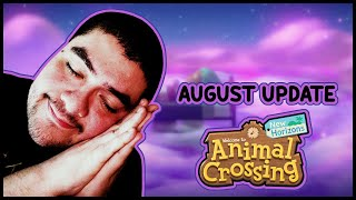 Animal Crossing: New Horizons SUMMER UPDATE #2 - Trailer Reaction and Discussion (SWEET DREAMS)