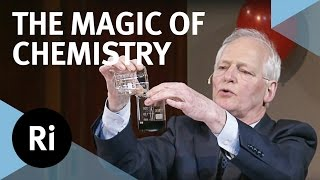 The Magic of Chemistry - with Andrew Szydlo