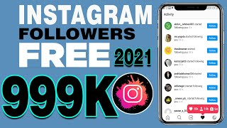 How to Increase Instagram Followers (2020) // 500 Followers In 2 Minutes With Proof