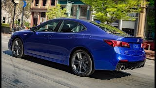 Nice Cars!!! 2018 Acura TLX Review by Autospeed Tutocars