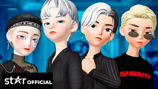 "[ZEPETO MV] 4MIX ""KILLING ME"" MV ZEPETO"