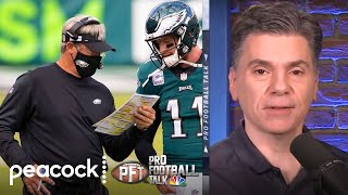 Does Doug Pederson have NFL future after firing by Eagles? | Pro Football Talk | NBC Sports