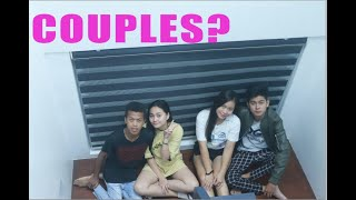 MARIANO, ANGEL, EDMON AND SHAL COUPLES? FEB