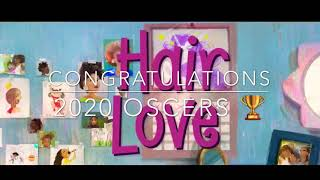 Congratulations to the movie Hair love