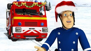 Fireman Sam New Episodes | SPECIAL | Christmas 🎁 Fireman Sam saves the Christmas! 🎄Kids Movies