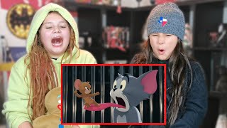 Tom & Jerry Movie Trailer REACTION