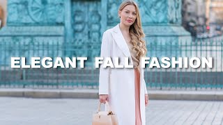 7 Elegant Items You Must Own In Fall!