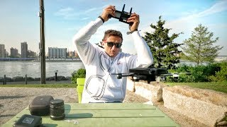 CASEY NEISTAT IS THE WORST TECH-REVIEWER [GDU O2 Review]