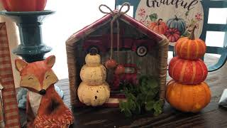 Dollar Tree DIY Farmhouse Decor 2020 *New* | Dollar Tree Fall Decor DIY