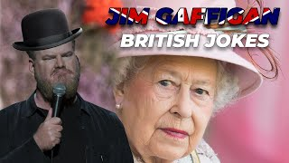 Funniest British Stand Up Jokes | Jim Gaffigan