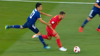 They compared Eden Hazard with Kagawa ! Watch this...