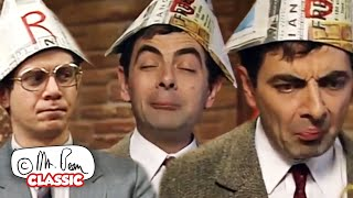 Bean the HOST | Funny Clips | Classic Mr Bean