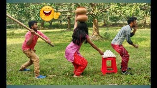 Top New Comedy Video 2019 | Try To Not Laugh | Episode-34 | By Fun Ki Vines