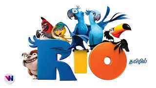 Rio tamil dubbed animation movie comedy action adventure birds story