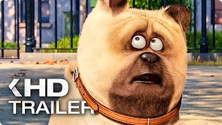 Pets ALLE Trailer + Clips (2016)