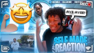 Fivio Foreign 💪🏽- Self Made (Official Video) REACTION!!