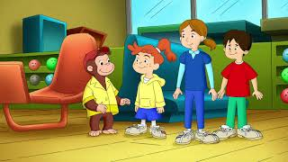The Best Of George and Allie 🐵Curious George 🐵Compilation 🐵Kids Movies 🐵Videos for Kids