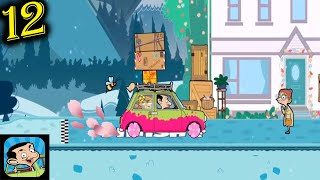 Mr. Bean Special Delivery Gameplay Walkthrough - Part 12    ( Android / iOS )