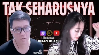 Bu Gai 不该 Tak Seharusnya - Lyrics Translation by Helen Huang