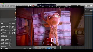 Scoring an animated short film - 'Hey Deer!'