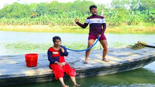 Must Watch New Funny Video 2020_Top New Comedy Video 2020_Try To Not Laugh_Episode 159 By FunKiVines
