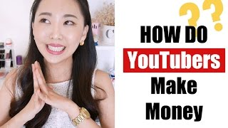 YouTuber/部落客怎麼賺錢  How Do YouTubers Make Money l Hello Catie
