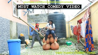 TOP NEW FUNNY MUST WATCH COMEDY VIDEO 2020 | TRY NOT TO LAUGH (Family The Honest Comedy) EP 14