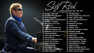 Lionel Richie , Elton John, Rod Stewart, Lobo, Phil Collins, Air Supply - Best Soft Rock Songs Ever