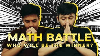 EPIC MATH BATTLE: SABDA PS VS MURID SENDIRI! (JEROME POLIN)