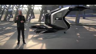 eVTOL reveal Flying Car GM Reimagines