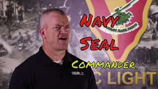 Former NAVY SEAL Commander Jocko Willink Gives Advice to Soldiers