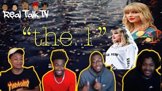Taylor Swift - the 1 (Official Lyric Video) REACTION
