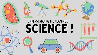 SCIENCE SERIES / Episode 02 / 2021 / let's understand what is SCIENCE