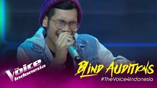 Kaleb - Heaven | Blind Auditions | The Voice Indonesia GTV 2019