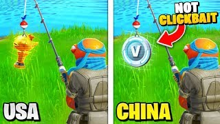 10 Fortnite CHINA Secrets