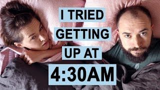 Why Do People Like Getting Up Super Early?