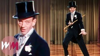 Top 10 Iconic Fred Astaire Dance Scenes