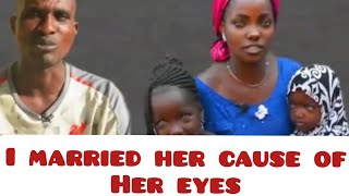 "Risikat Husband said ""I did'nt abadon my wife and children, I married her cause of her eyes""