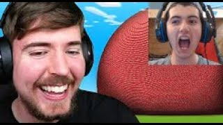 MrBeast Gaming Worlds Largest Explosion Reaction!