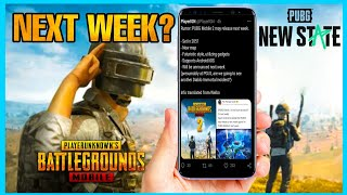 PUBG MOBILE 2.0 RELEASING NEXT WEEK ? IS THIS PUBG MOBILE INDIA ? ( PUBG MOBILE )