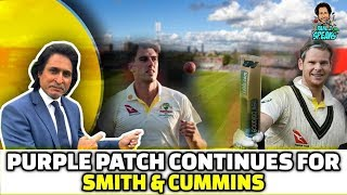 Purple patch continues for Smith & Cummins | Australia Retain Ashes
