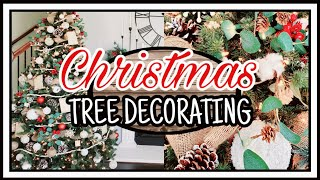 Christmas Tree Decorating Ideas | Christmas Decor 2019
