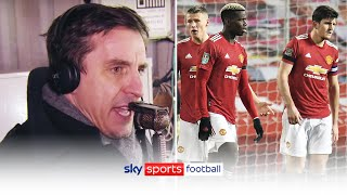 Gary Neville reacts to Man United's semi-final defeat to Manchester City | The Gary Neville Podcast