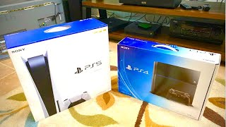 NEW PLAYSTATION 5 UNBOXING DATE SOON + DUELSENSE 5 CONTROLLER & MORE! (SONY PLAYSTATION 5)