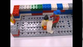 "Lego Stop Motion LaBrae High School Student Made ""The Kidnapping"""
