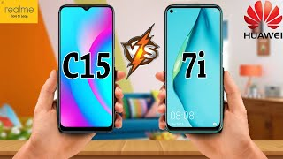 Realme C15 Vs Huawei Nova 7i Full Comparison || Witch AnTuTU || which one is better